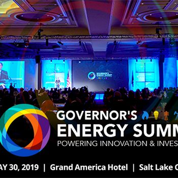 At the Governor's Energy Summit