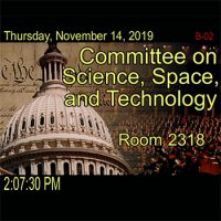 Hearing: Water and Geothermal Power