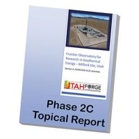 Phase 2C Topical Report