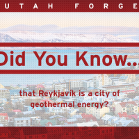 Did you know… that Reykjavík is a city of geothermal energy?