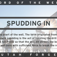 Word of the Week – Spudding In
