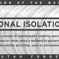 Word of the Week – Zonal Isolation