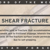 Word of the Week – Shear Fracture